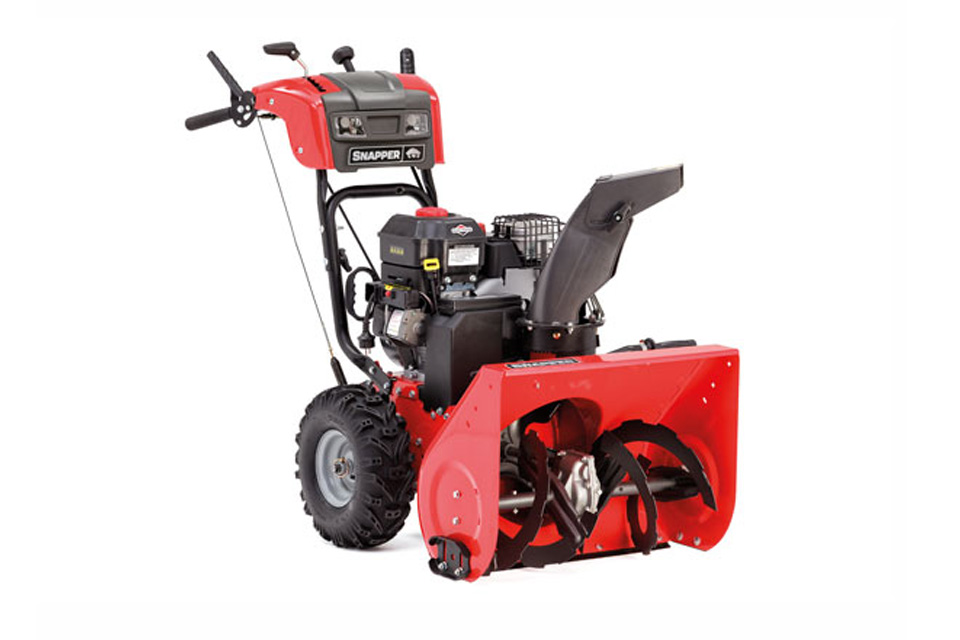 Ariens Snow Blowers For Sale >> Snapper Intermediate Dual Stage Snowthrower Review ...
