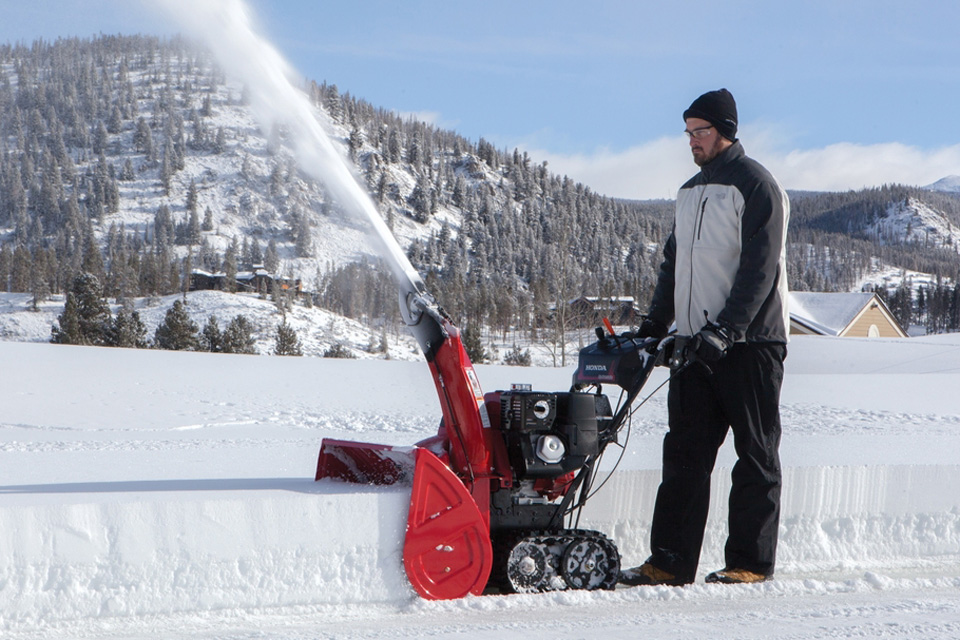 Snowblower Feature