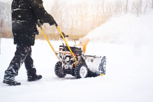 Cyber Monday Snowblower Deals