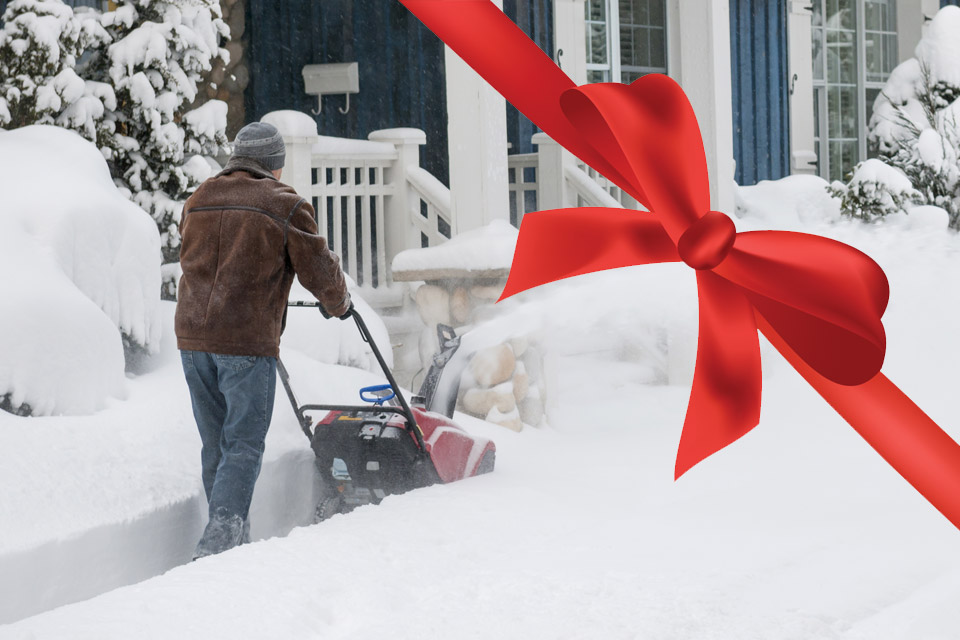 Snowblower.com Holiday Gift Guide