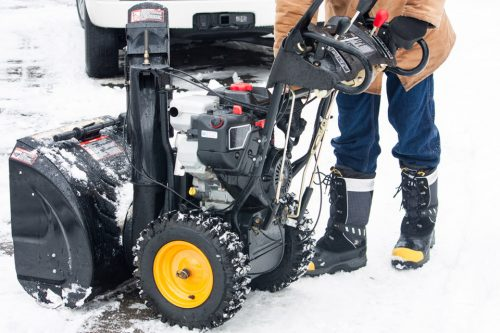 Why Won't My Snowblower Start?