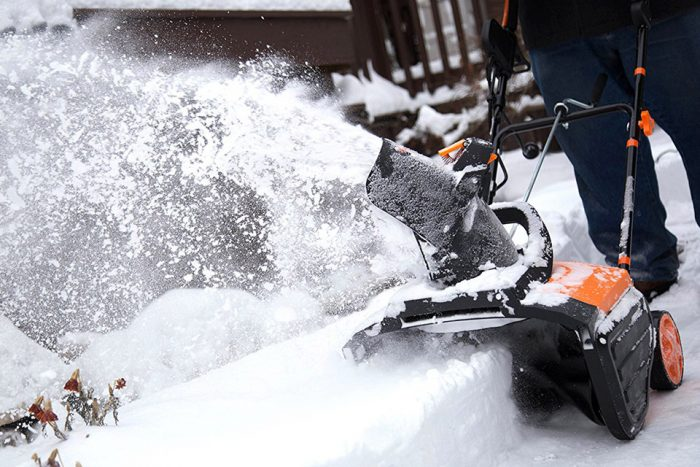 Cheap Electric Snowblowers