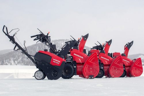 best honda snowblowers