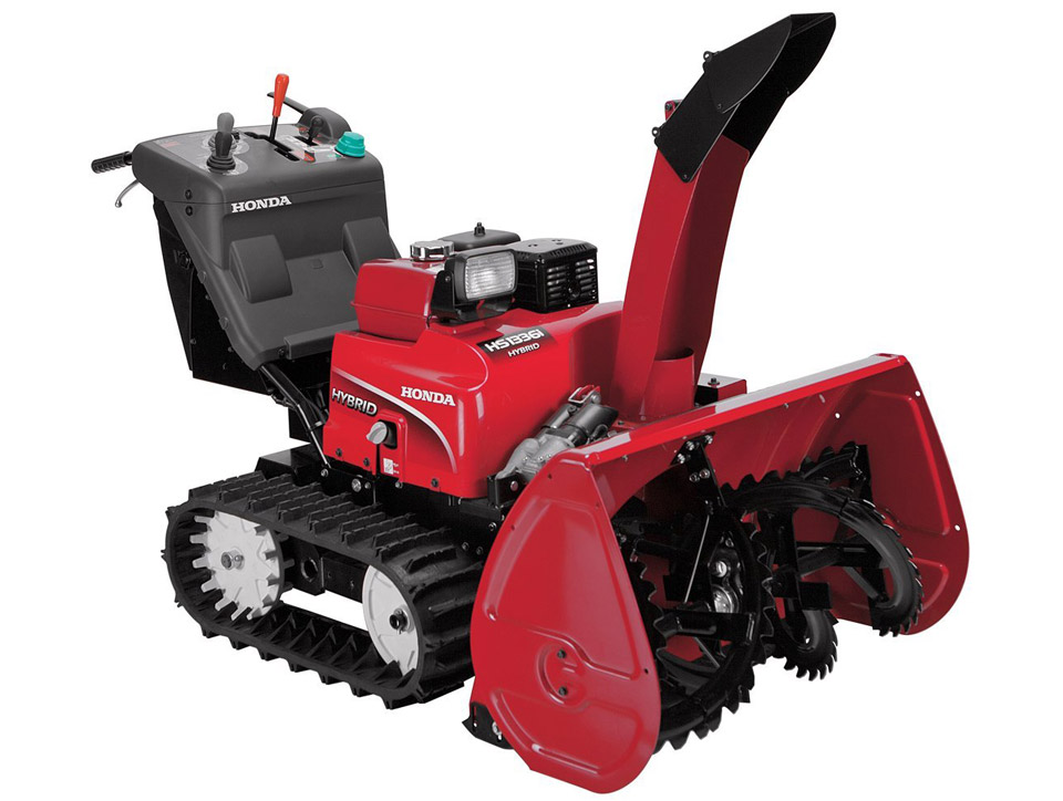 Honda HS1336: Best Honda Snowblowers