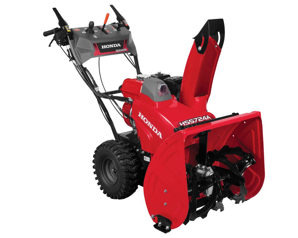 Honda HSS724: Best Honda Snowblowers