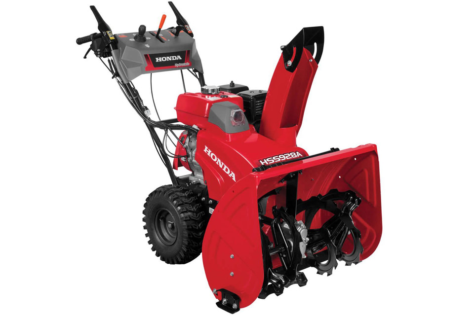 Honda HSS928: Best Honda Snowblowers