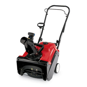 Its lightweight and maneuverability makes the Toro Power Clear 180 the best choice for keeping sidewalks clear to the pavement.